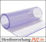 Tischdecke Kunststoff transparent 5mm