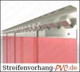 PVC Streifenvorhang Schweisserschutz - Streifen 300x3mm