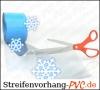 PVC Streifen für Kühlraum 200x2mm pro Meter